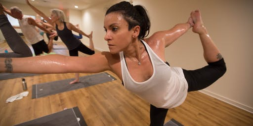 Just Intermediate _ Hot Yoga