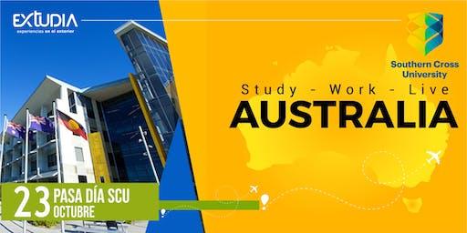 1 Día en la Universidad Southern Cross Australia
