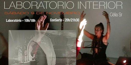 Laboratorio Interior + ConSerto-Experiência Meditativa