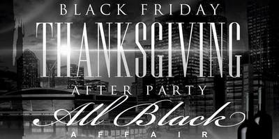Black Friday - The Official After Thanksgiving Party