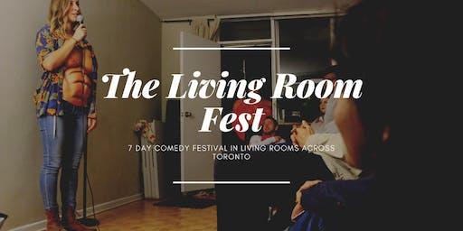 The Living Room Fest 2019