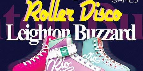 Leighton Buzzard Roller Disco - RollBack tickets