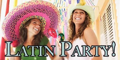 Los Bambinos Present LATIN NIGHT PARTY 2020!