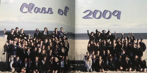 Class of 2009 SRHS 10 Year Reunion
