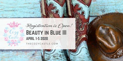 Beauty In Blue III