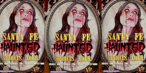 """Haunted """"Spirits"""" Tour"""