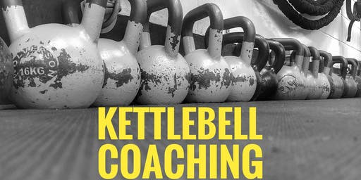 Kettlebell Coaching