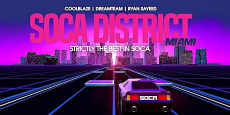 Soca District | Jan 26th 2020  tickets