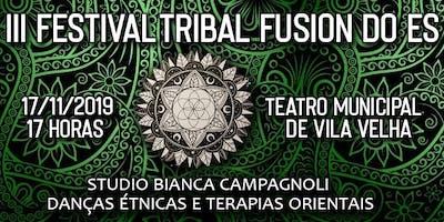 3º FESTIVAL DE TRIBAL FUSION DO ESPÍRITO SANTO