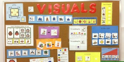 "Visual Aids ""Make and Take"" Workshop - December"