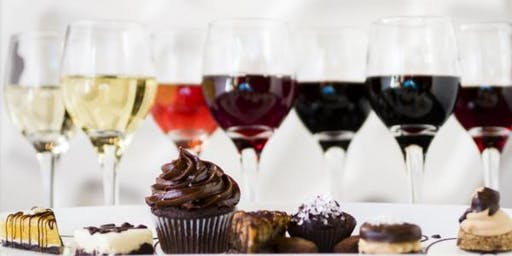 Healthy Wine Tasting & Dessert Pairing Party!