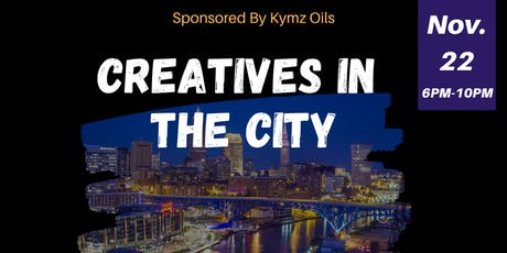 Creatives In The City tickets