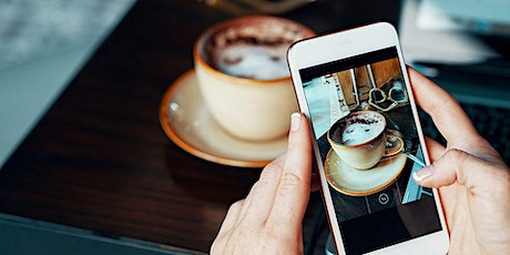 Phone Photography for Business Masterclass tickets