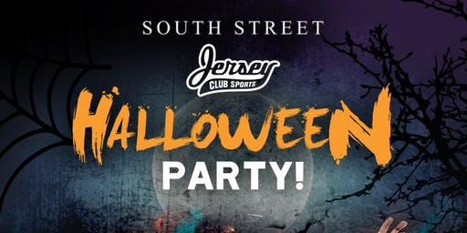 Halloween Party at South Street