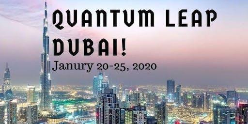 Quantum Leap Dubai!