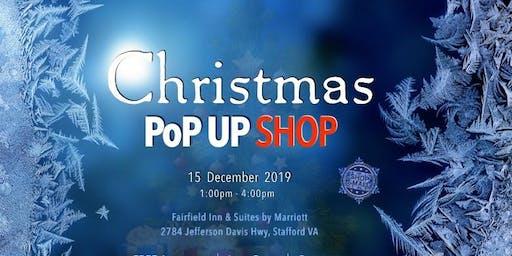 Christmas Pop Up Shop