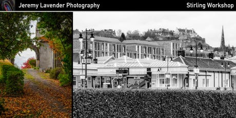Stirling Photography Workshop for Beginners tickets