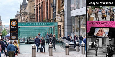 Glasgow Photography Workshop for Beginners