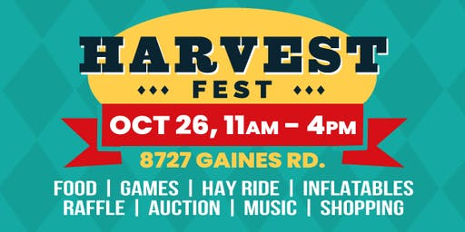 Harvest Fest 2019 - Day of Family Fun
