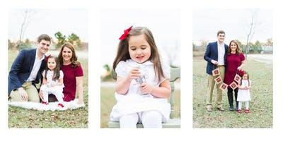 Christmas Minis at Clemson Extension with Lorin Marie Photography | $135