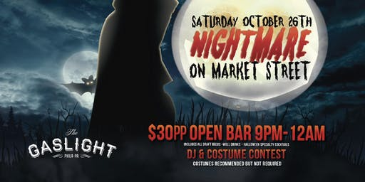Nightmare on Market St | Halloween Party 2019