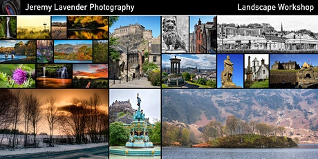 Professional Landscape Photography Workshop for Beginners tickets