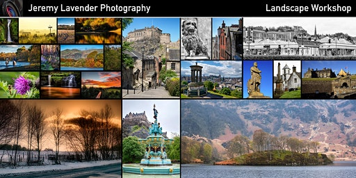 Professional Landscape Photography Workshop for Beginners