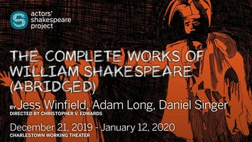 """The Complete Works of William Shakespeare (abridged)"""