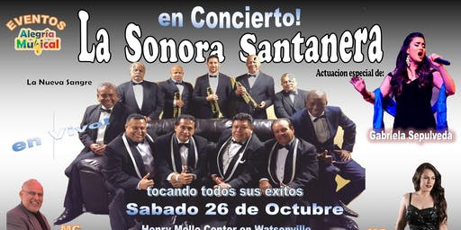 La Sonora Santanera en Concierto
