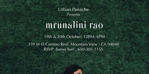 Urban Panache x Mrunalini Rao Pop Up