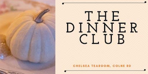 Dinner Club October 23rd