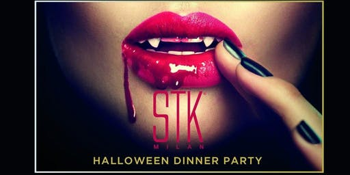 STK Milano | Halloween Dinner Party
