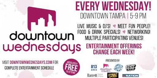 Downtown Wednesdays (11/20)