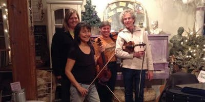 Nightingale Fiddlers in the Cafe