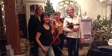 Nightingale Fiddlers in the Cafe tickets