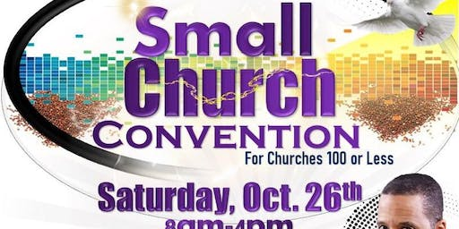 2019 Small Church Convention