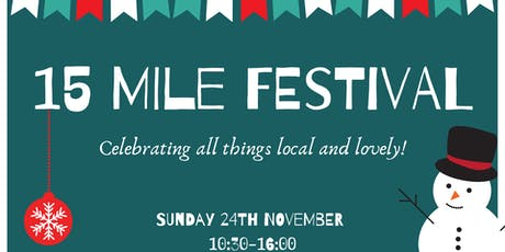15 Mile Festival- A celebration of everything local! tickets