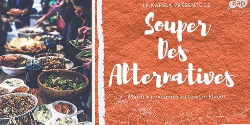 Souper des Alternatives S8