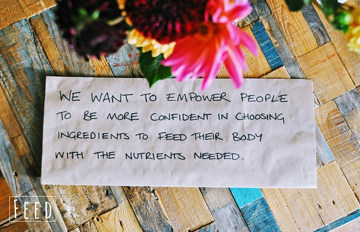 A brunch to discover how to balance hormones naturally through food image