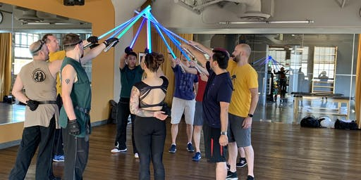 Intro to Lightsaber Combat (Discovery)