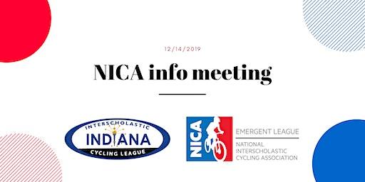 NICA info meeting