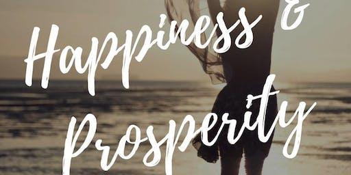 Intentionally Producing Prosperity