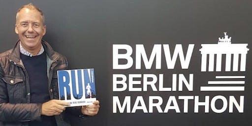 Meet the Author:Alistair Jones RunningMrJones Run:The Book For Real Runners