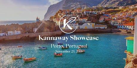 Kannaway Showcase Porto bilhetes