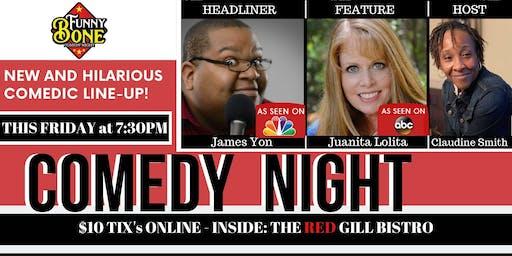 Funny Bone Comedy Night - Premier Comedy in Town