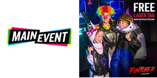 FUN-O-Ween at Main Event Avondale