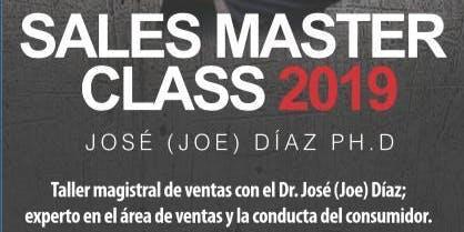 SALES MASTER CLASS ADVANCE TRAINING