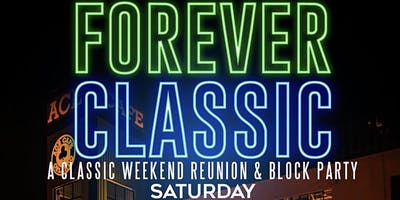 FOREVER CLASSIC A CLASSIC AFTER PARTY @ ACE CAFE ORLANDO
