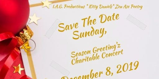 Season Greeting'z Charitiable Concert
