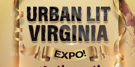 Virginia Urban Lit Expo! & entrepreneur formal  tickets